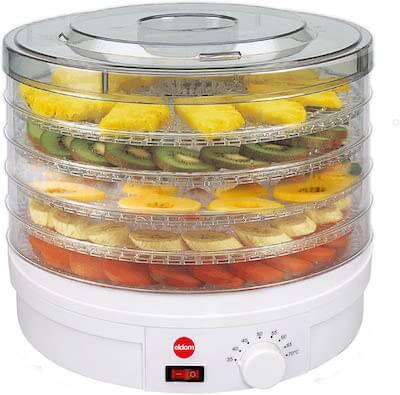 _Deshidratador De Setas, Verduras, Frutas SG200N Crusty ELDOM