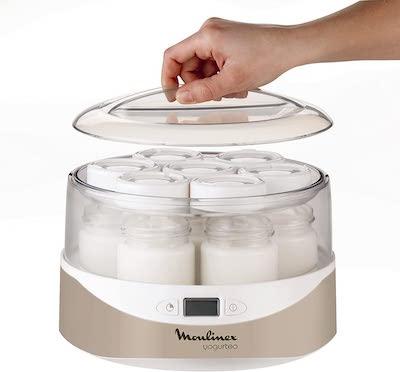 Moulinex Yogurteo Yogurtera, 13 W, 1.12 litros